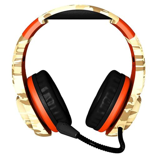 Stealth XP Warrior Stereo Multiformat Gaming Headset - Desert Camouflage