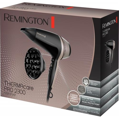 Remington THERMAcare Pro 2300 Hairdryer + Diffuser