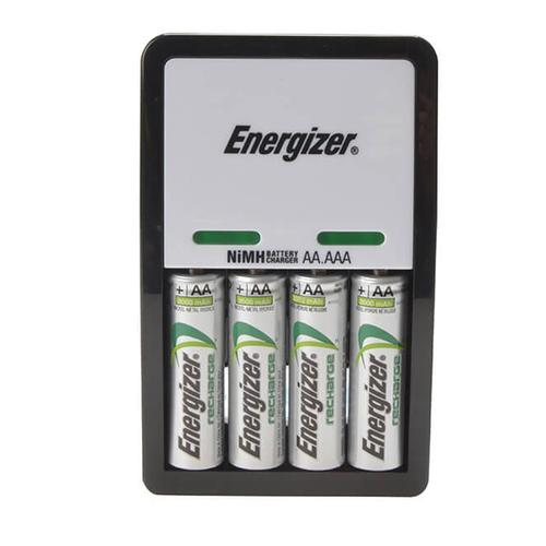 Energizer Maxi Battery Charger with + AA 1300mAh Batteries