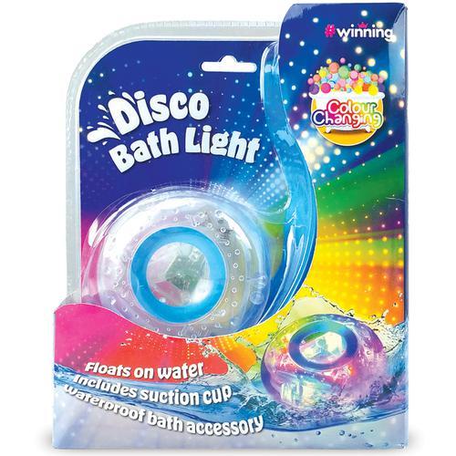 Colour Changing Disco Bath Light