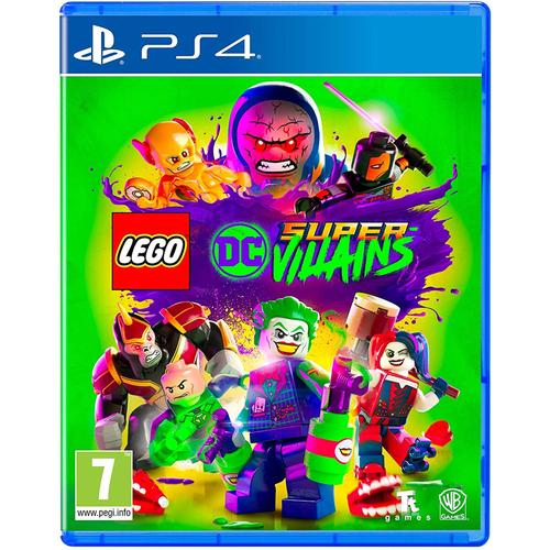 LEGO DC Super-Villains (Sony PS4)
