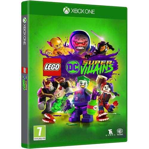 LEGO DC Super-Villains (Xbox One)