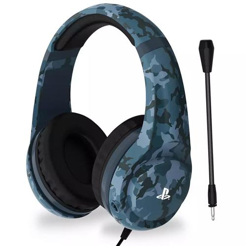 4Gamers PRO4-70 PS4 Headset - Camo Midnight Edition