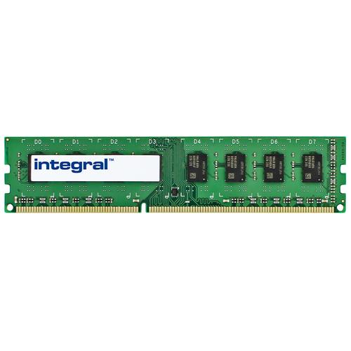 Integral 8GB (1x 8GB) 1600MHz DDR3 DIMM PC Memory Module