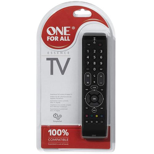 One For All TV Essence Universale Fernbedienung
