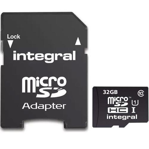 Integral 32GB Ultima PRO Micro SD Card (SDHC) - 90MB/s