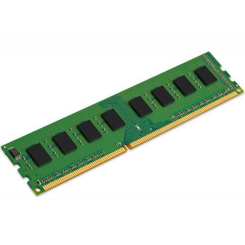 Kingston ValueRAM 8GB (1x8GB) 1600MHz DDR3 Non-ECC 240-Pin CL11 DIMM PC Memory Module