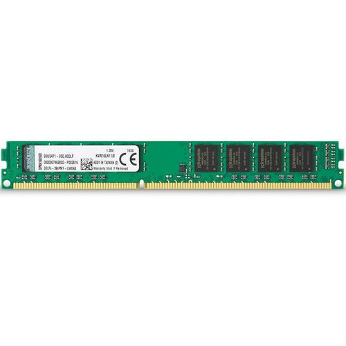 Kingston ValueRAM 8GB (1x8GB) 1600MHz DDR3L Non-ECC 240-Pin CL11 DIMM PC Memory Module