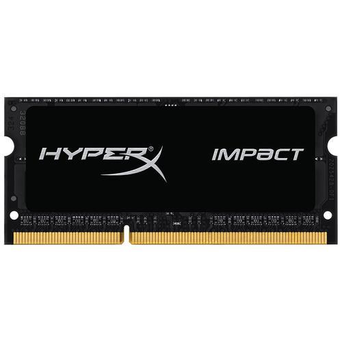 HyperX Black 8GB 1866Mhz DDR3L Non-ECC 204-Pin CL11 SODIMM Laptop Memory Module