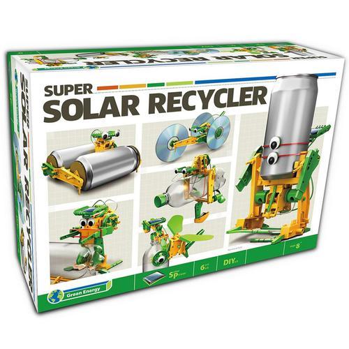 6-in-1 Solar Recycler Science Kit