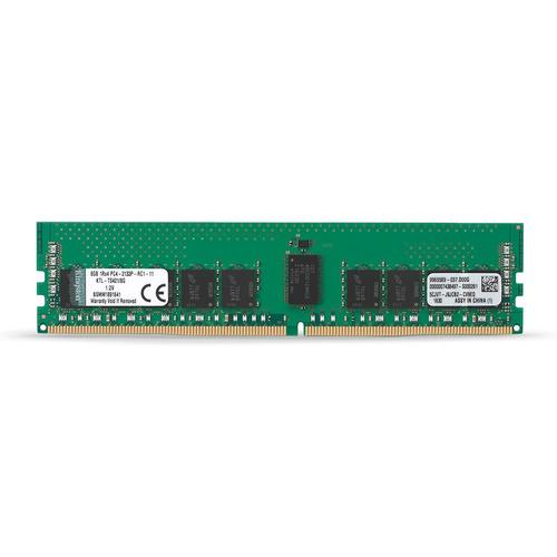 Kingston ValueRAM 8GB (1x8GB) 2666MHz DDR4 Non-ECC 288-Pin CL19 DIMM Server Memory Module