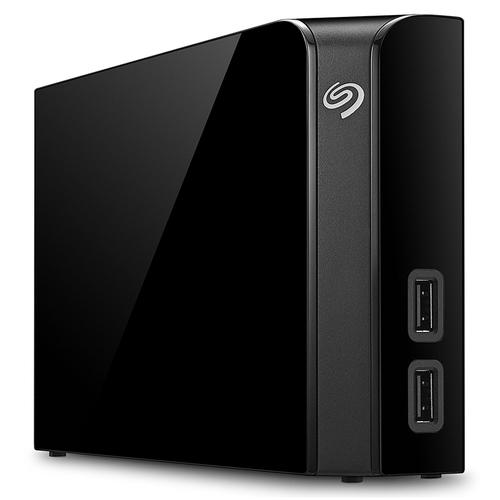 Seagate 4TB BackUp Plus Hub External Desktop HDD USB 3.0 - 160MB/s - Black
