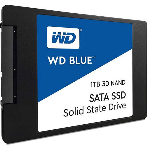 """WD 1TB SSD Nand 3D Internal SATA 2.5"""" SSD - 6Gb/s"""
