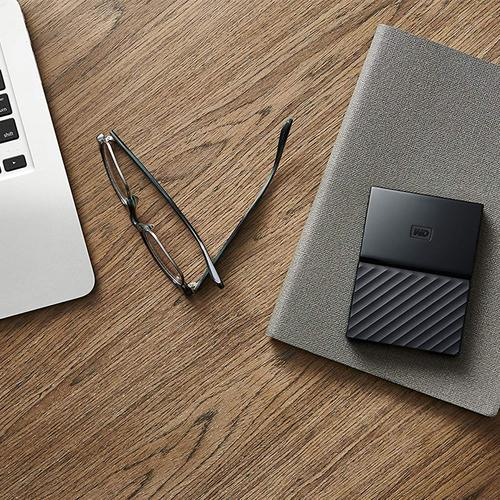 WD 2TB Portable HDD My Passport for Mac External HDD USB-C