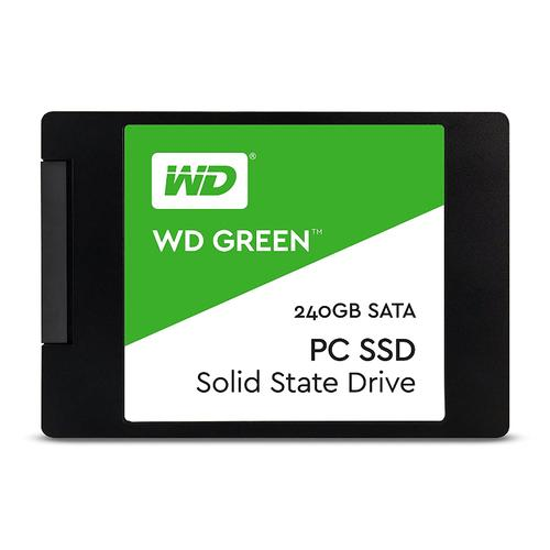 "WD Green 240GB SSD SATA III 2.5"" Internal Solid State Drive - 540MB/s"