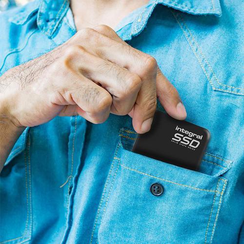 Integral 960GB USB 3.0 Portable SSD Drive - 400MB/s