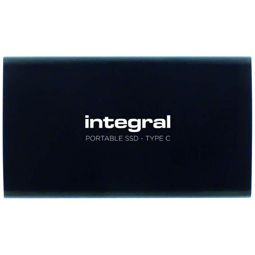 Integral 240GB USB3.1 Type-C and Type-A Portable SSD - 500MB/s