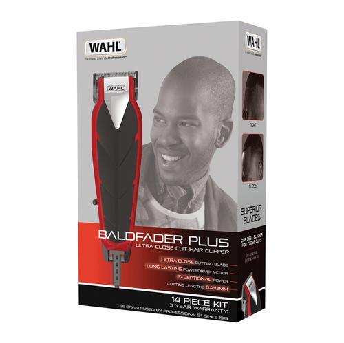 Wahl Baldfader Plus Ultra Close Cut Hair Clipper