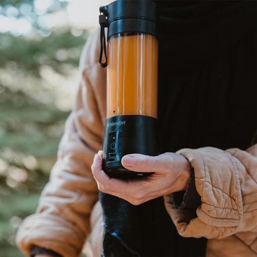 BlendJet One Portable Blender Smoothie Maker Shaker 340ml - Ocean Blue