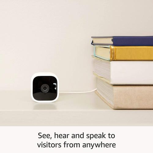 Amazon Blink Mini HD Smart Security Camera
