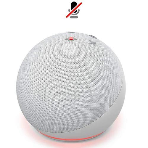 Amazon Echo Dot 4th Gen Smart Speaker - Charcoal