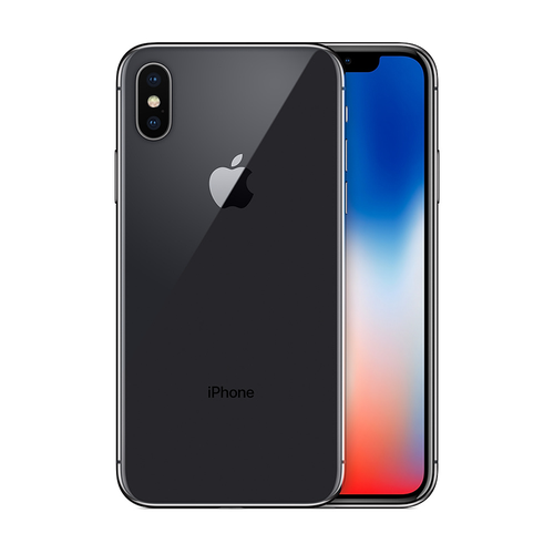 Apple iPhone X 64GB - Space Grey - Unlocked (Refurbished - Grade A)