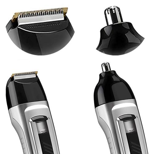 BaByliss for Men 8-in-1 All Over Grooming Kit (7056NU)