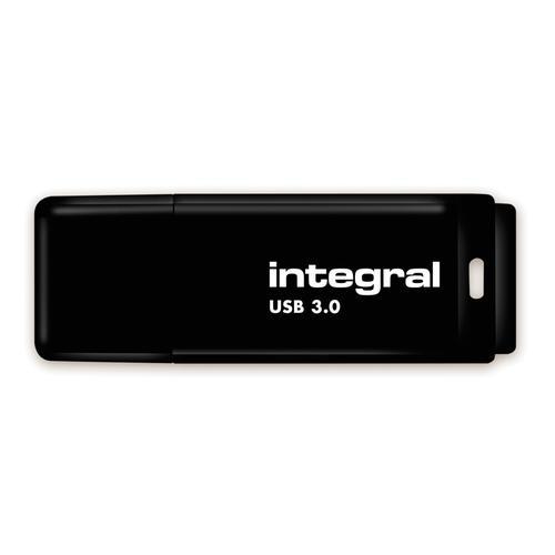Integral 128GB USB 3.0 Flash Drive - Black
