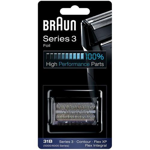 Braun Combi 5000/6000 Series Replacement Shaver Foil & Cutter Set - 31B