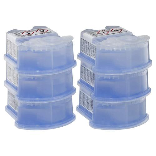 Braun Clean and Renew Shaver Cleaning Refill Cartridge CCR5+1 - 6 Pack
