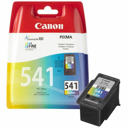 Canon CL-541 Colour Ink Cartridge (5227B005) - Single Pack