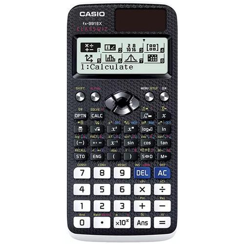 Casio ClassWiz Advanced Scientific Calculator (FX991EX) Battery/Solar