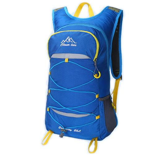 Clever Bees Outdoor Hiking Backpack - Blue