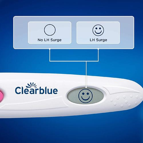Clearblue Digital Ovulation Test Kit - 10 Tests