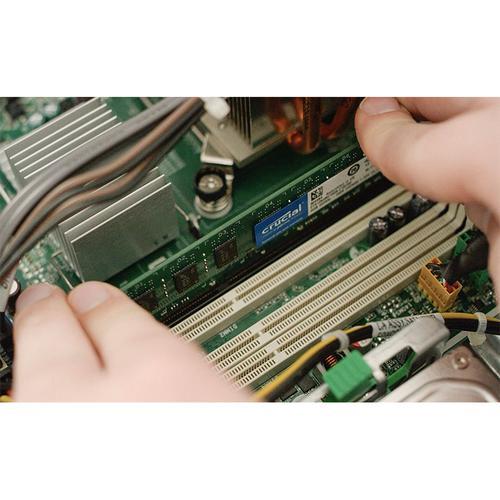 Crucial 4GB (1x4GB) DDR4 2666MHz SO-DIMM CL19 260-Pin PC Memory Module