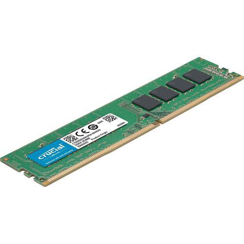 Crucial 4GB (1x4GB) DDR4 2400Mhz 288-Pin CL17 DIMM PC Memory Module