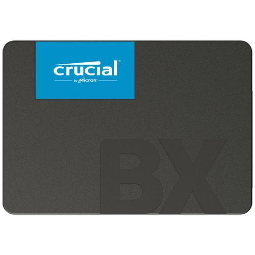 """Crucial 480GB BX500 Internal 2.5"""" SATA SSD Drive - 540MB/s"""