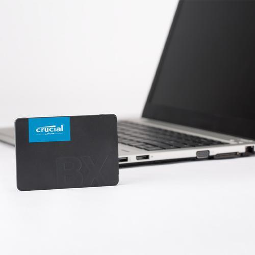 """Crucial 1TB BX500 Internal 2.5"""" SATA SSD Drive - 540MB/s"""