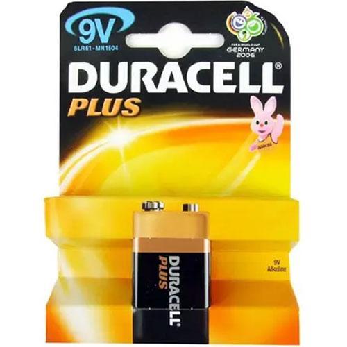 Duracell PLUS 9V Battery