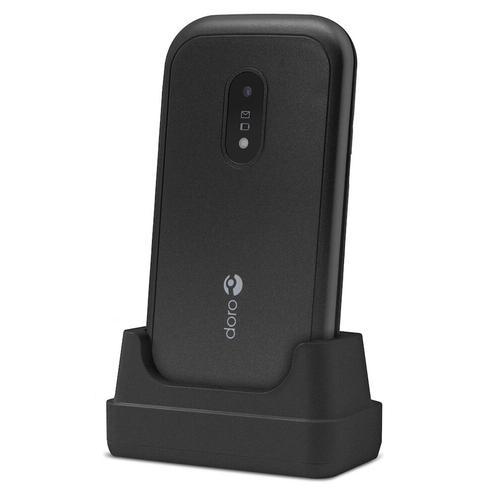 Doro 6040 Unlocked SIM Free Big Button Mobile Phone - Black