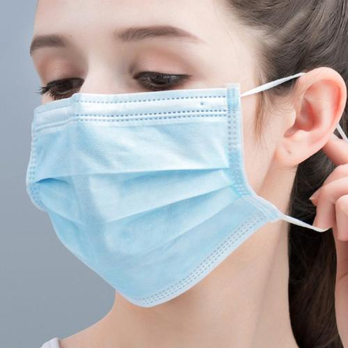 Disposable 3-Ply Type IIR Medical Face Mask - 10 Pack