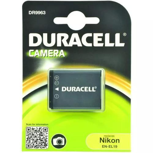 Duracell Nikon EN-EL19 Camera Battery