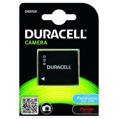 Duracell Panasonic CGA-S005 / DMW-BCC12 Camera Battery
