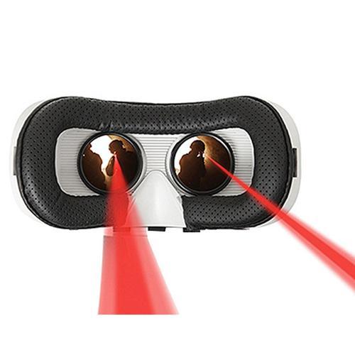 Utopia 360 Elite Edition Virtual Reality Headset with Headphones
