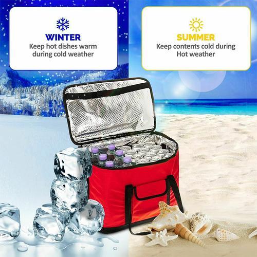 Foldable Cooler Bag - 26 Litre