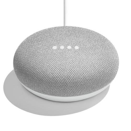 Google Home Mini Smart Speaker - Chalk - Refurbished FFP