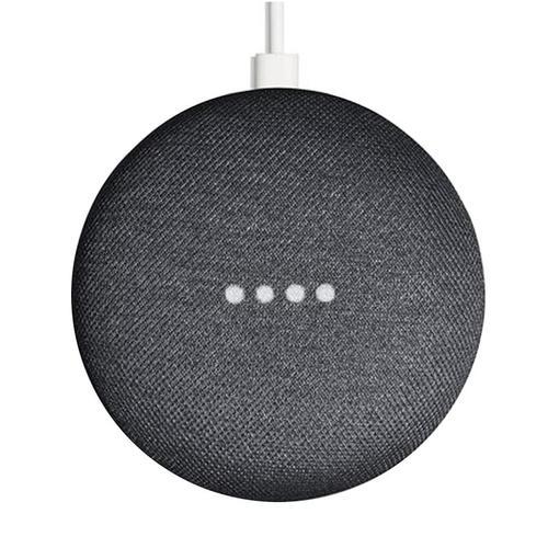 Google Home Mini Smart Speaker - Charcoal - Refurbished FFP