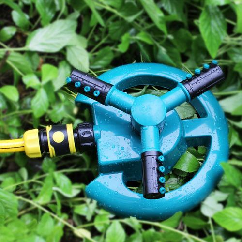 Automatic Garden and Lawn Water Sprinkler - 360 Degree