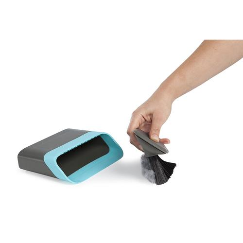 Quirky Broom Groomer Mini Dustpan