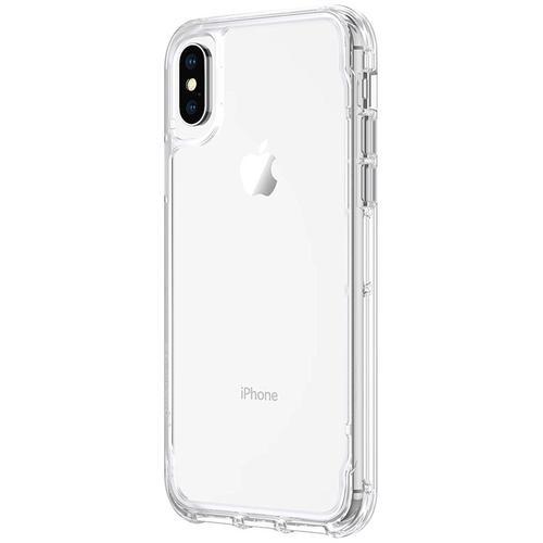 Griffin Survivor iPhone X Case - Clear